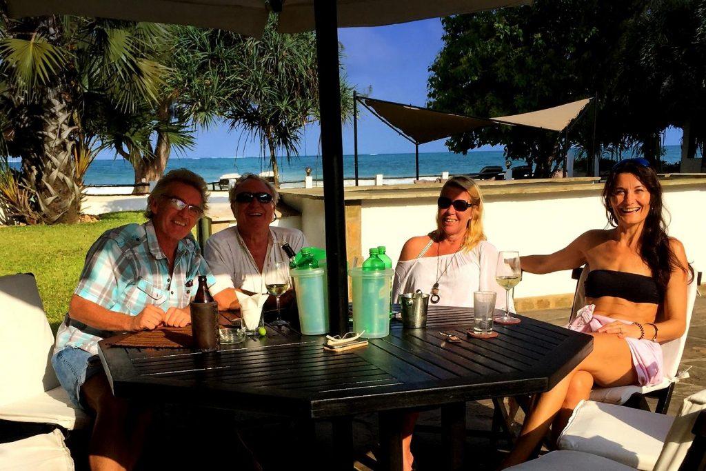 Private Ocean Club Opening