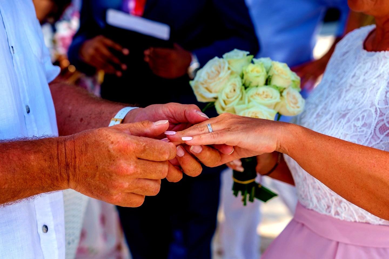 The Private Ocean Club - Galu 723 - Beach Wedding 6